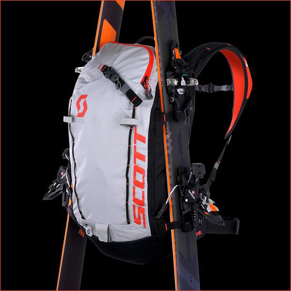 A-Rahmen Skibindung