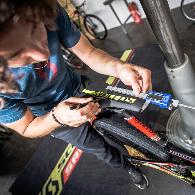 How to build a bike | SCOTT Sports