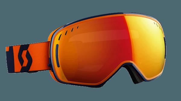 Freeride goggles