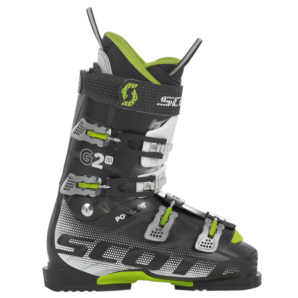 Freeride skiboots