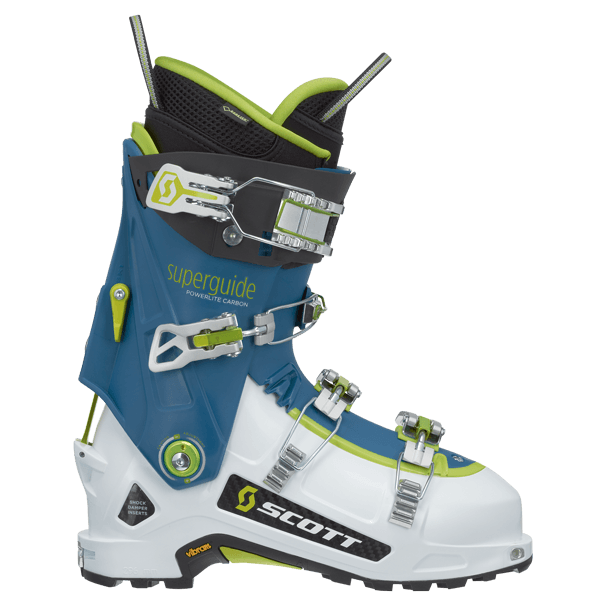 Mountain skiboots